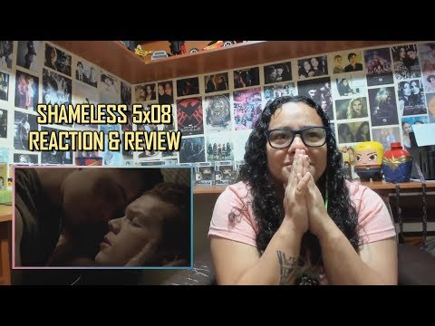 "Shameless 5x08 REACTION & REVIEW ""Uncle Carl"" S05E08 