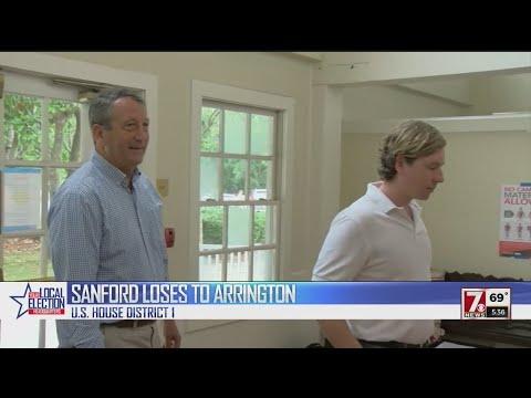 Sanford loses to Arrington