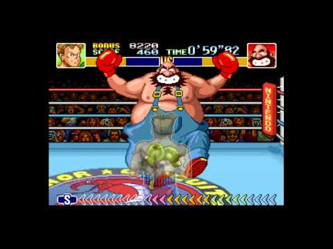 punch out wii uppercut