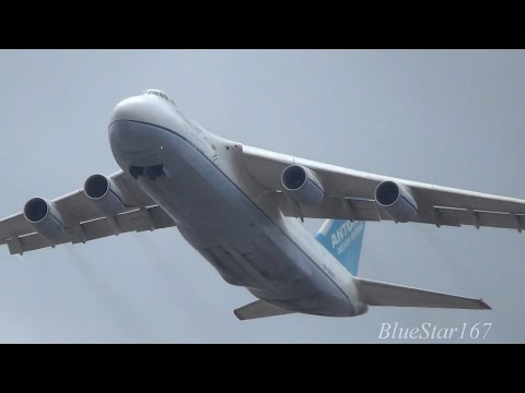 Antonov Design Bureau Antonov An-124-100...