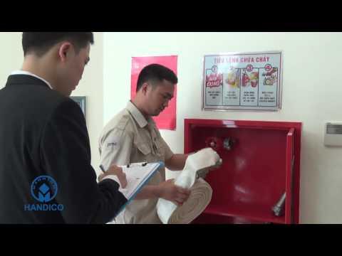 Sổ tay hướng dẫn khách hàng làm việc tại Handico Tower