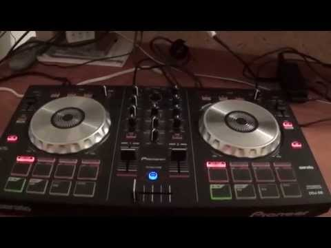 Erklärung DDJ-SB Mischpult von Pioneer + DJ Serato Intro