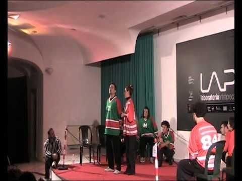 Match di Improvvisazione Teatrale - Strani Tipici Ischia vs Roma - Nona Parte