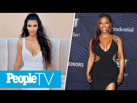 Kim Kardashian Celebrates July 4th, Kandi Burruss On Hot Celebrity Relationships | PeopleTV