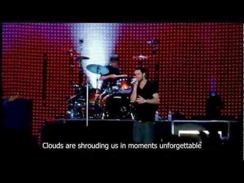 Maroon 5 - Sunday morning (Live) - Video with Lyrics/Subtitles