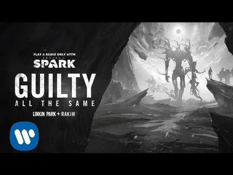LINKIN PARK「Guilty All the Same(feat. Rakim)」Music Video