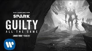 Linkin Park vídeo clipe Guilty All The Same (feat. Rakim) (The Hunting Party Album)