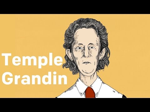 Legendary Activist Temple Grandin Compares Her Mind to a Search Engine in a 2008