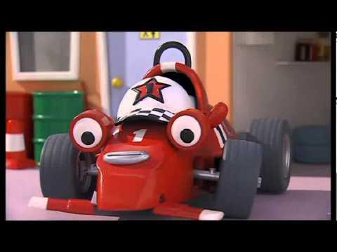 roary the racing car full in HQ