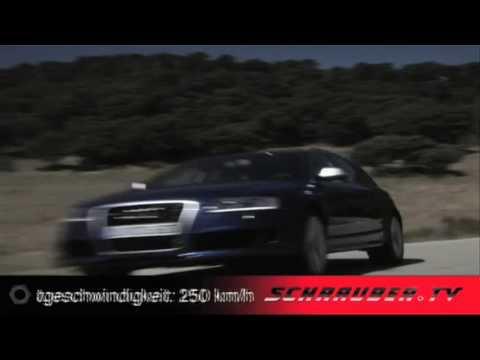 Audi RS 6 Avant - Nach dem RS 6 Avant präsentiert die quattro GmbH jetzt die Limousine. Dank ihrer Leistung und Dynamik fährt sie in der...