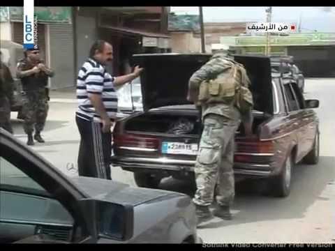 LBCI News-ماذا بين الوزير نهاد المشنوق واستخبارات الجيش؟