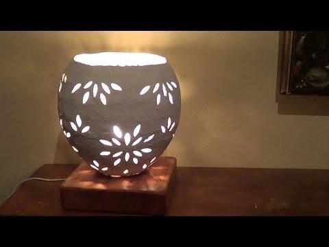 كيفية صنع لوحة إضاءة صغيرة