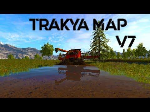 Trakya Map v7.0.0