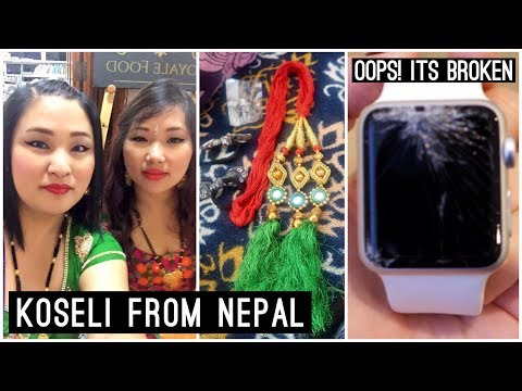 (Koseli From Nepal   About My Crash Diet   Met Her After Ages   OOPS! It's Broken - VLOG #50 - Duration: 12 minutes.)
