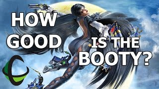 The real thing that's broken about Bayonetta.