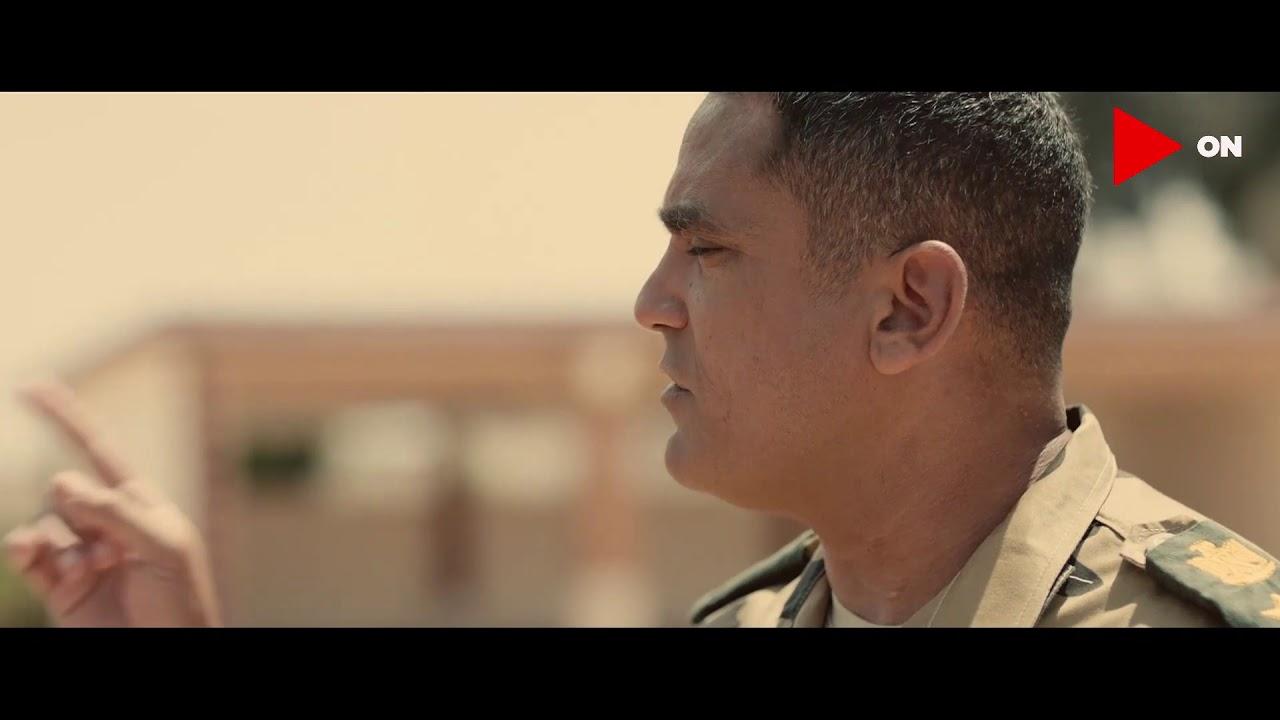 """كلمات القائد """"احمد منسي""""  لرجال الصاعقة وتحفيزهم على المهام المطلوب منهم #الإختيار"""