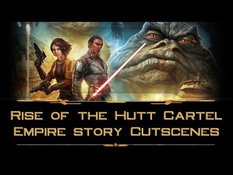 SWTOR - Cutscenes with no commentary to bring you the complete narrative experience of Star Wars The Old Republic Expansion: Rise of the Hutt Cartel. Includes brand ...