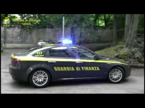 L'ex sindaco Bruni in carcere: il video della Guardia di Finanza