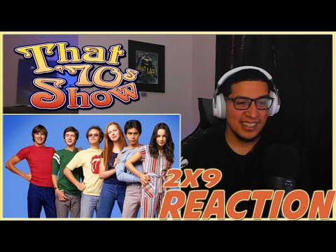 ERIC GETS SUSPENDED | That '70s Show 2x9 REACTION | Season 2 Episode 9