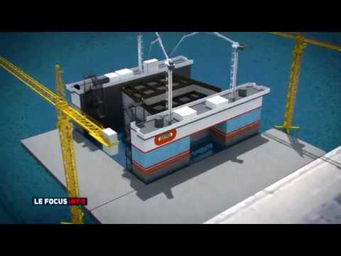 Extension en mer : À bord du Simon Stevin