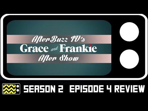 Grace & Frankie Season 2 Episodes 3 & 4 Review & After Show | AfterBuzz TV