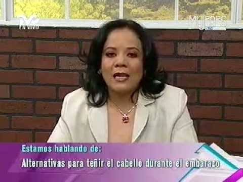 Alternativas para Teñir el Cabello Durante el Embarazo