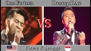 Download Lagu Fatwa Pujangga - One Forteen Malaysia Vs Danang Indonesia - DA'Asia 3 Mp3