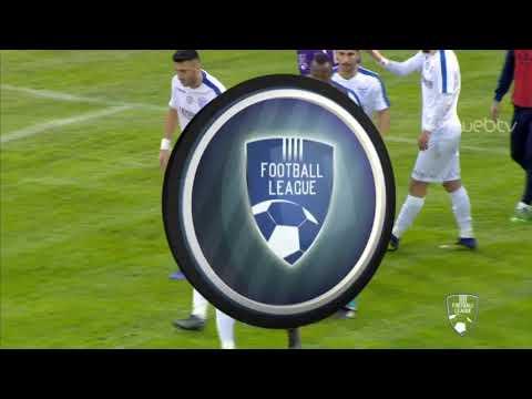 Football League: ΒΕΡΟΙΑ-ΑΙΓΑΛΕΩ   ΓΚΟΛ 2-1   3/11/2019   ΕΡΤ