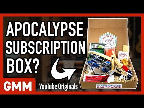 3 Subscription Boxes You Need (GAME) - Thời lượng: 7:51.