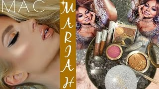 Video MAC Cosmetics / Mariah Carey Collection Review & Tutorial MP3, 3GP, MP4, WEBM, AVI, FLV November 2018