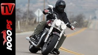 5. Test-Video | Triumph Thunderbird Commander 2014-Action, Onboard, Sound
