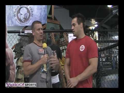 Seth Petruzelli Talks UFC 116 Kimbo Win if hes BiSexual and Guns