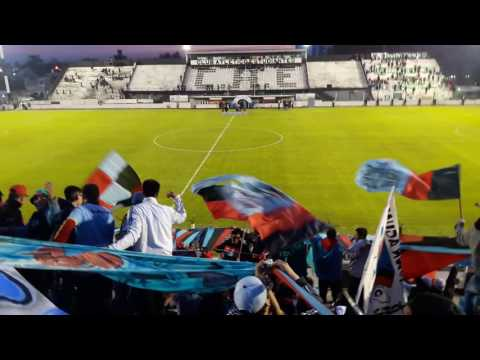 HInchada de Brown de Adrogue en Caseros vs Sarmiento (Copa Argentina 2017) Video 1 - Los Pibes del Barrio - Brown de Adrogué