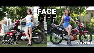 7. FACE OFF: Suzuki Raider 150 and Yamaha Sniper MX