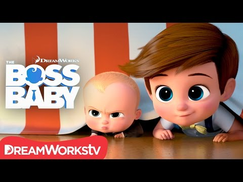 The Boss Baby (Clip 'Baby Break In')