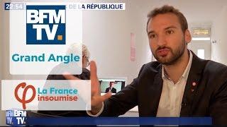 """Video France Insoumise : """"Les rebelles de la République"""" - Grand Angle BFMTV MP3, 3GP, MP4, WEBM, AVI, FLV September 2017"""