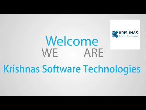 Video Gallery | Company Profile | Product Videos of Krishnas Software Technologies