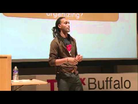 TEDxBuffalo - Eric Walker - A Continuum of Care for Sick Cities