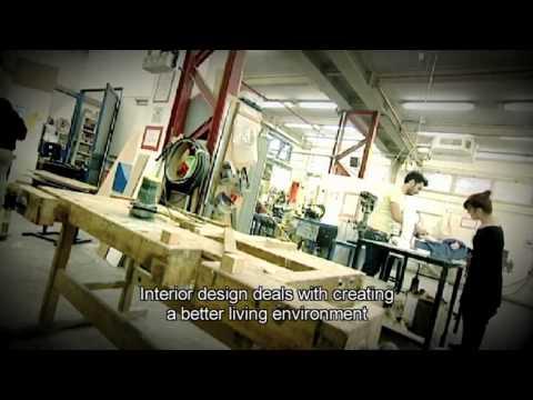 Eitan's College Experience -- Interior Design