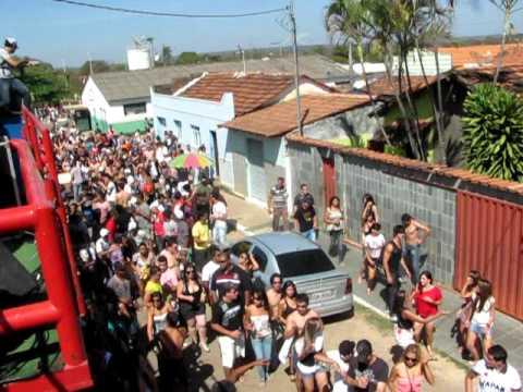 Mania de Toalha na alvorada em Mirabela-MG