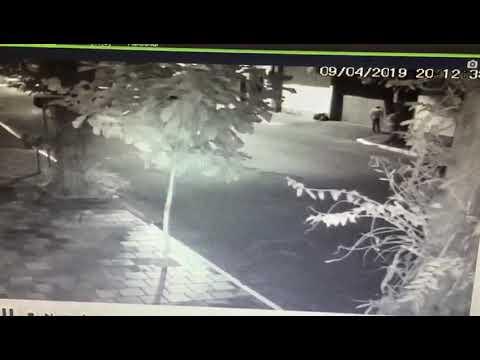 Maripá - Polícia Militar solicita auxílio da população para identificar suspeito de furto. Câmeras flagraram a ação