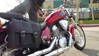10. 2006 Honda Shadow VLX 600