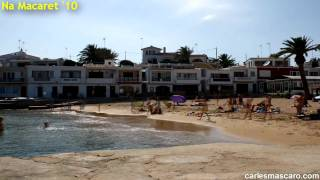Na Macaret Spain  city photo : timelapse a Na Macaret 2010