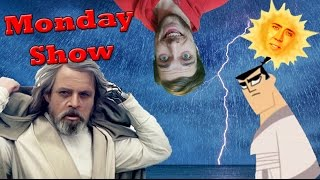 Samurai Jack, Hydro Dipping, and a Star Wars double feature - Jan. 23rd 2017