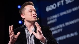 Charla de Elon Musk en TED