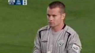 Shay Given hält Zidane-Freistoß