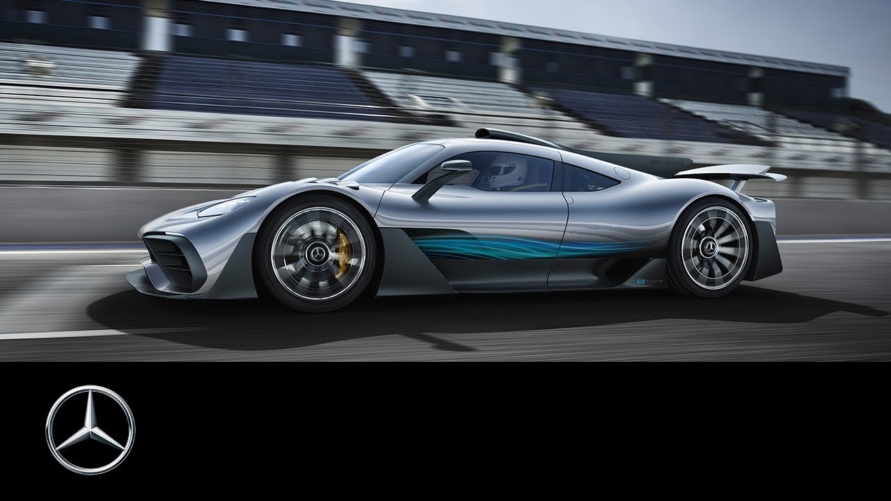 2017 Mercedes Benz Project One W Video