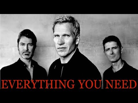 Michael Learns To Rock - Everything You Need - Official Lyric Video