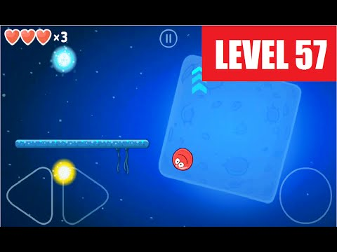 Red Ball 4 Level 57 Walkthrough / Playthrough Video.