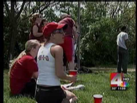 GOkickball Columbus news clip